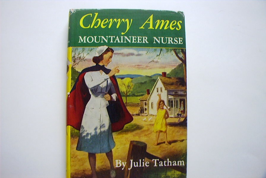 Cherry Ames Mountaineer Nurse